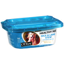 Ol' Roy Healthy Mix Rice & Lamb Stew Dog Food