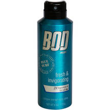 BOD Man Blue Surf Deodorant Body Spray