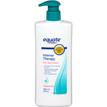 Equate Intense Therapy Dry Skin Lotion