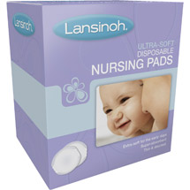 Ultra-Soft Nursing Pads