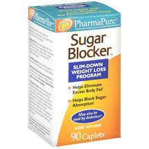 Pharmapure Slim-Down Weight Loss Program Sugar Blocker
