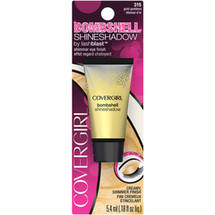 CoverGirl Bombshell Shine Shadow Eye Shadow GOLD GODDESS 315