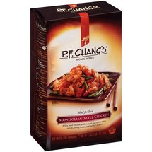 P.F. Chang's Home Menu Mongolian Style Chicken Frozen Entree