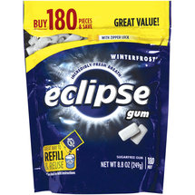 Eclipse Winterfrost Sugarfree Gum Refill
