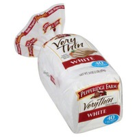 Pepperidge Farm Fresh Bakery Very Thin White Bread