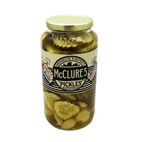 McClures Spicy and Sweet Pickles