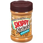 Skippy Creamy Natural Peanut Butter Spread