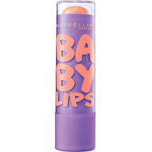 Maybelline Baby Lips Moisturizing Lip Balm Peach Kiss