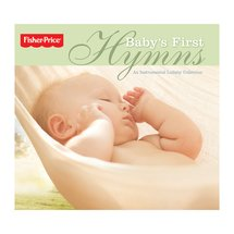 Fisher-Price Baby's First Hymns 2CD Set