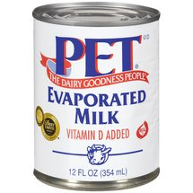 PET Evaporated Milk