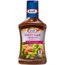 Kraft Zesty Lime Vinaigrette Dressing