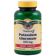 Spring Valley: Natural Potassium