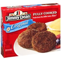 Jimmy Dean Original Patties Pork Sausage