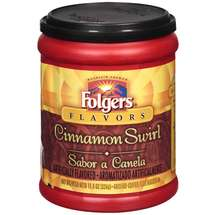 Folgers Cinnamon Swirl Coffee