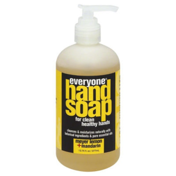 EO Everyone Hand Soap, Meyer Lemon