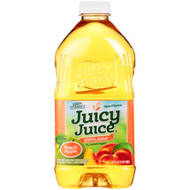 Juicy Juice Peach Apple 100% Juice