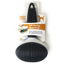 Spetacular Dog Self-Cleaning Slicker Brush Large