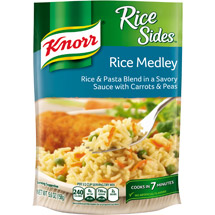 Knorr Rice Sides Rice Medley