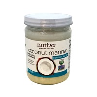 Nutiva Coconut Manna Organic Superfood Coconut Butter
