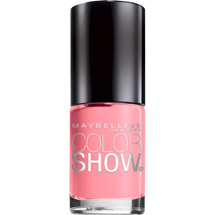 Maybelline Color Show Nail Lacquer Hibiscus Haven