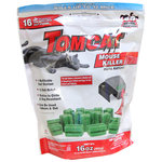 Tomcat Mouse Killer I Refillable Bait Station with 16 Bait Refills