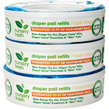 Nursery Fresh Refill for Diaper Genie