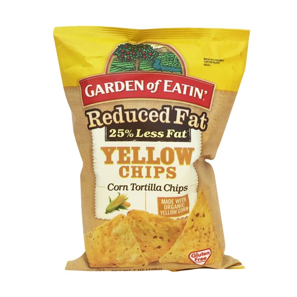 Garden of Eatin' Reduce Fat Yellow Chips