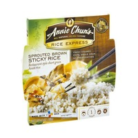 Annie Chuns Rice Express Sprouted Brown Rice