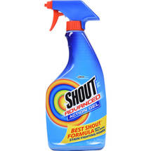 Shout Advanced Laundry Stain Remover