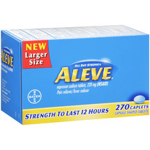 Aleve Pain Reliever/Fever Reducer