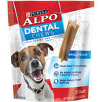 ALPO Dog Snacks Small/Medium Dental Chews