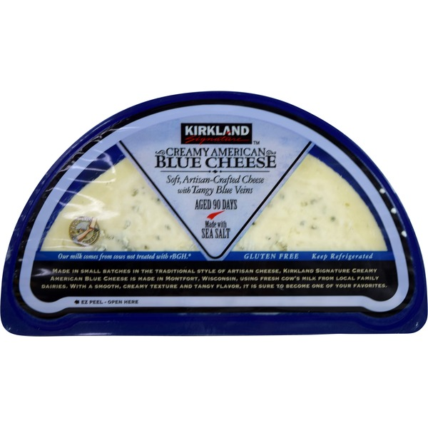 Kirkland Signature Blue Cheese