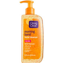 Clean & Clear(R) Morning Burst(R) Facial Cleanser Cleansers