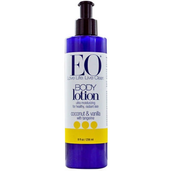 EO Body Lotion Coconut & Vanilla with Tangerine