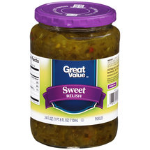 Great Value Sweet Relish