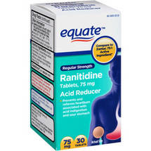 Equate Ranitidine Acid Reducer