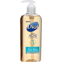 Dial Acne Control Deep Cleansing Face Wash