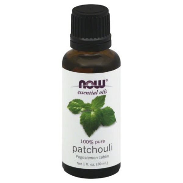 Now 100% Pure Patchouli Essential Oil