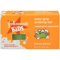 Johnson's® Easy-grip Sudzing Bar Watermelon Explosion Kids®