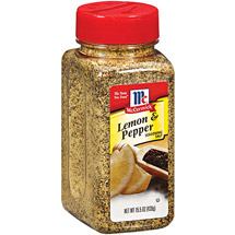 McCormick Lemon & Pepper Seasoning Salt