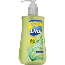 Dial Aloe Antibacterial Hand Soap with Moisturizer