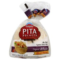 Kangaroo White Pita Pocket Bread