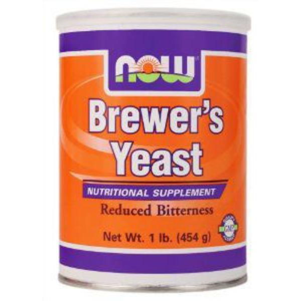 Now Reduced Bitterness Brewer's Yeast
