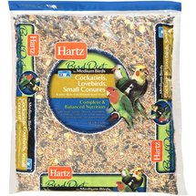 Hartz Bird Food For Medium Birds