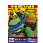 Betty Crocker Teenage Mutant Ninja Turtles Fruit Flavored Snacks