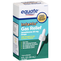 Equate Non Staining Formula Infants' Gas Relief Drops