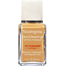 Neutrogena Skinclearing Oil-Free Makeup Fresh Beige 70