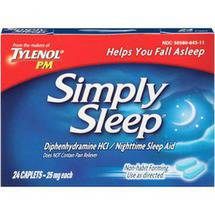 Tylenol: Sleep Caps Simply Sleep