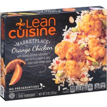 Lean Cuisine Marketplace Orange Chicken