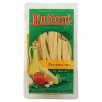 Buitoni Freshly Made Ribbons of Pasta with Durum Flour and Eggs Fettuccine Pasta